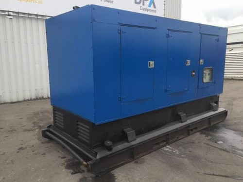 Дизельная станция б/у 420 kVA