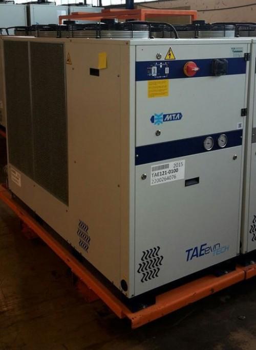 Чиллер б/у MTA EVO 121 (50 кВт)