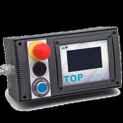 TOP CONTROL - Трехфазная панель управления с инвертором