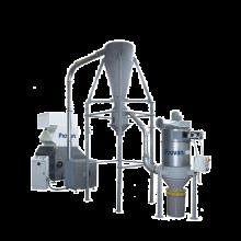 Системы пылеотделения Piovan серии KD