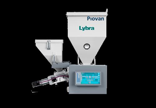 Устройство непрерывного весового дозирования Piovan Lybra LG