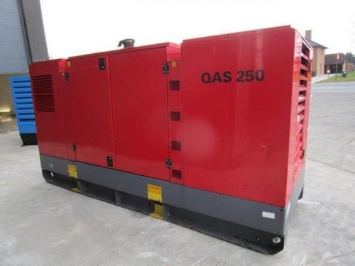 Дизельная электростанция б/у Atlas-Copco QAS 250