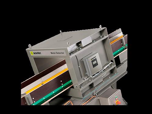 Туннельный детектор металлов Sesotec GmbH C-SCAN DLS