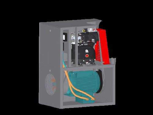 Винтовой компрессор VANCK ASC11/8