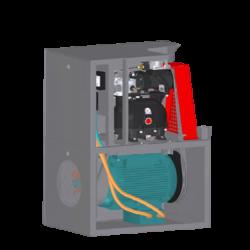 Винтовой компрессор VANCK ASC07/8