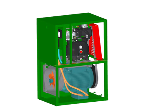 Винтовой компрессор VANCK ASC18/8