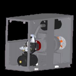 Винтовой компрессор VANCK ASC30/8