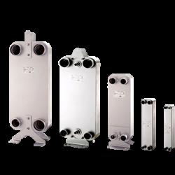 Пластинчатые теплообменники Onda серии BPHE