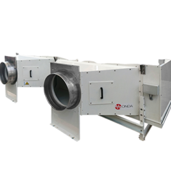 Воздушные теплообменники Onda серии ER-AR