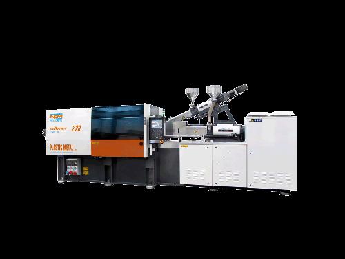 Инжекционно-литьевая машина Plastic Metal серии Multi-injection