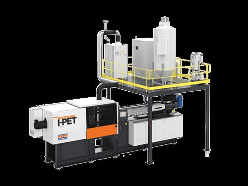 Инжекционно-литьевая машина Plastic Metal серии Multipower I-Pet
