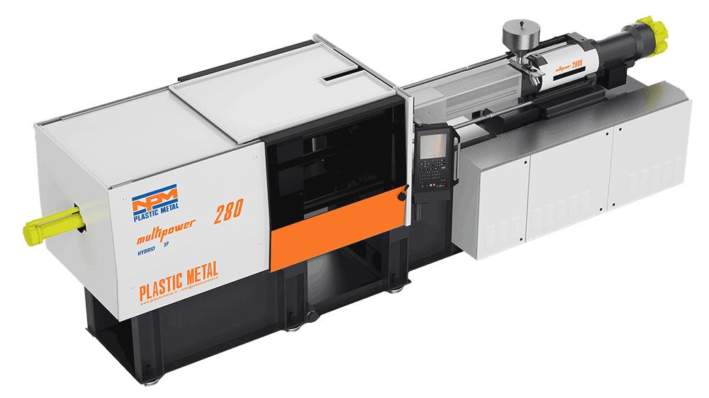 Инжекционно-литьевая машина Plastic Metal серии Multipower SP