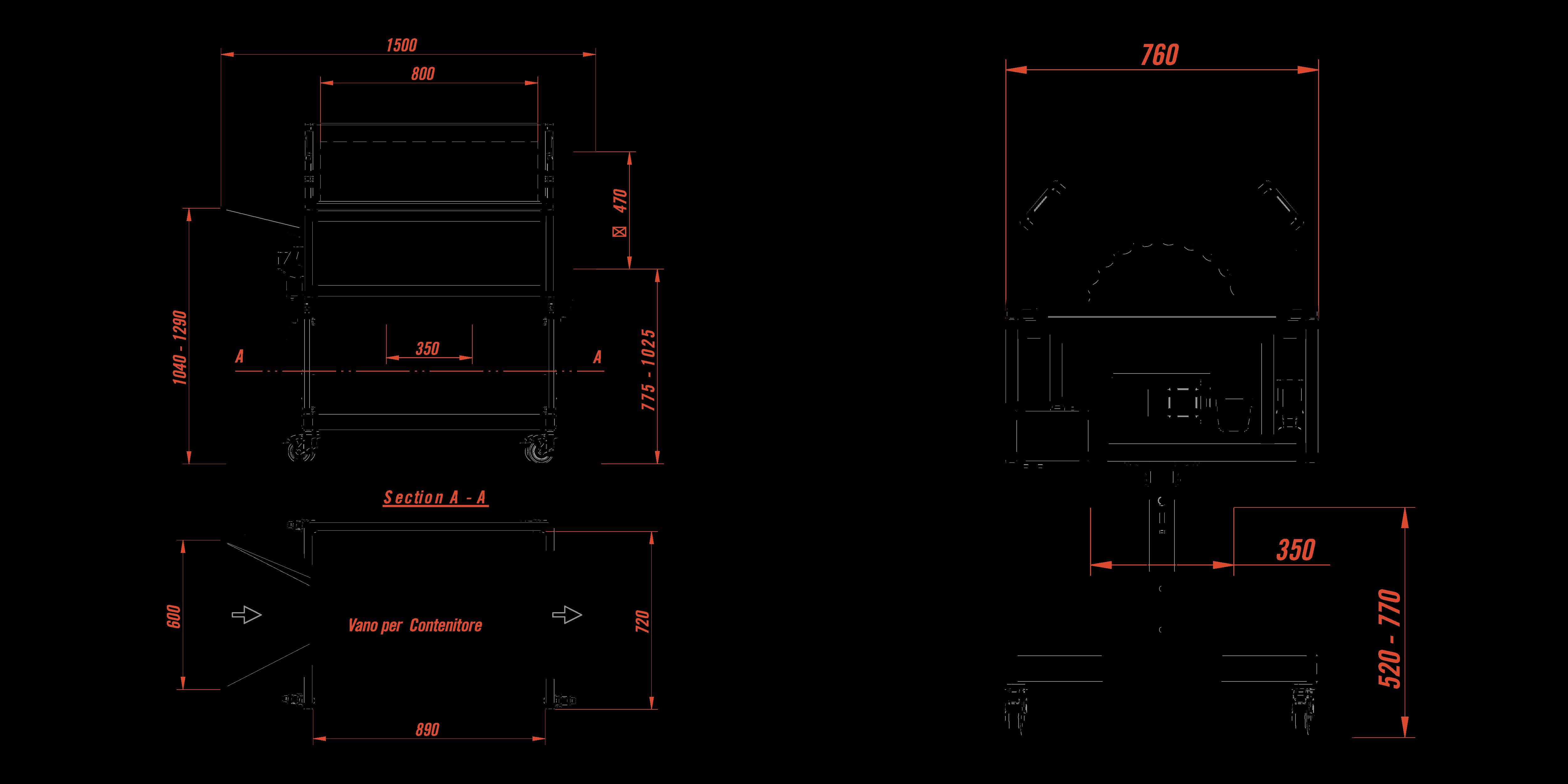 Сепаратор Mb Conveyors серии SM
