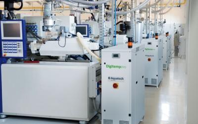 Комплект современного оборудования для охлаждения Flexcool