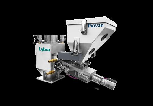 Дозатор красителя Piovan Lybra LGR с охлаждением