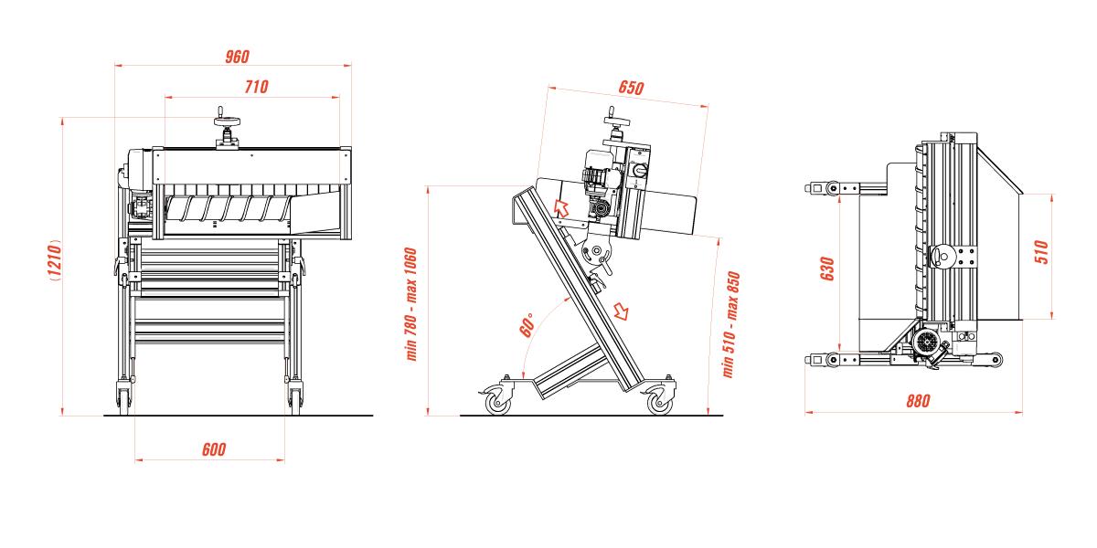 Сепаратор Mb Conveyors серии FSRV PLUS