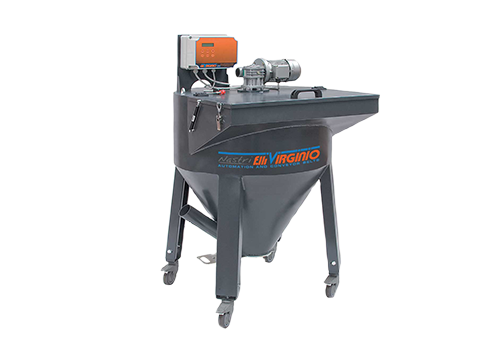 Вертикальный смеситель гранулы шнековый MIX 150